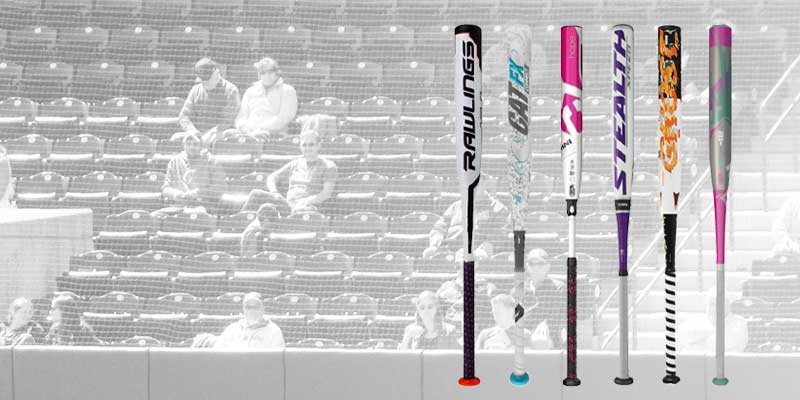 Heat Rolled Fast Pitch Bats