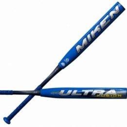 rolled miken big cat softball bat